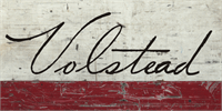 Sample image of Volstead font by Intellecta Design