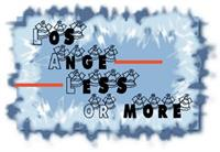 Sample image of Los Angeles font by Manfred Klein