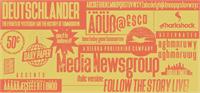 Sample image of Deutschlander font by sharkshock