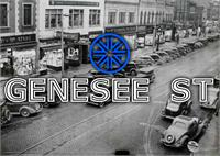 Sample image of Genesee St font by Chris Vile
