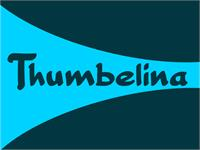 Sample image of Thumbelina font by VVB DESIGNS
