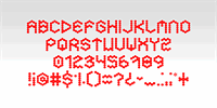 Sample image of Hexa font by Qbotype Fonts