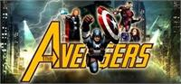 Sample image of The Avengers font by SpideRaYsfoNtS