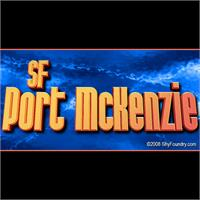 Sample image of SF Port McKenzie font by ShyFoundry