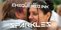 Sample image of Sparkles font by Chequered Ink