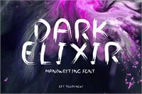Sample image of Branda font by stokk.co