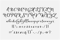 Sample image of Welga font by Eva Barabasne Olasz