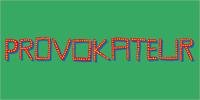 Sample image of Provokateur DEMO font by pizzadude.dk