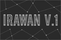 Sample image of Irawan V.1 font by astrolo