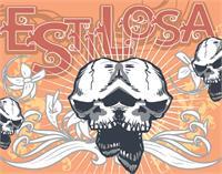 Sample image of VTKS Estilosa font by VTKS DESIGN