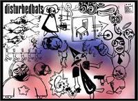 Sample image of DisturbedBats font by Disturbed Type
