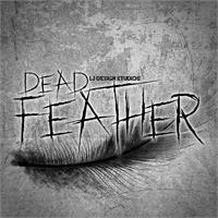 Sample image of dead feather font by LJ Design Studios