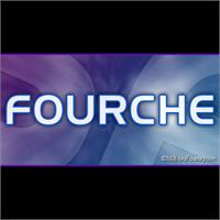 Sample image of SF Fourche font by ShyFoundry