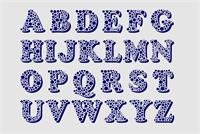 Sample image of Bemydor font by Eva Barabasne Olasz