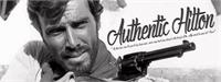 Sample image of Authentic Hilton font by Maellekeita