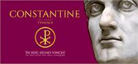 Sample image of Constantine font by DukomDesign