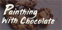 Sample image of Painting With Chocolate font by Make mooze