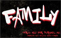 Sample image of Vtks Family font by VTKS DESIGN