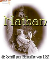 Sample image of Nathan font by Peter Wiegel