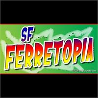 Sample image of SF Ferretopia font by ShyFoundry