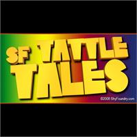 Sample image of SF Tattle Tales font by ShyFoundry