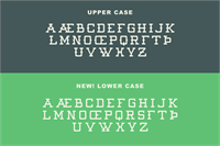 Sample image of Batter Up font by Out Of Step Font Company