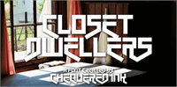 Sample image of Closet Dwellers font by Chequered Ink