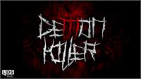 Sample image of Demon Killer font by LJ Design Studios