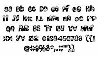 Sample image of Pot Land font by Gaut Fonts