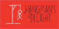 Sample image of DK Hangmans Delight font by David Kerkhoff