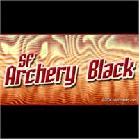 Sample image of SF Archery Black font by ShyFoundry