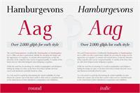 Sample image of Omologo Personal font by Savio Bellini