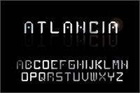 Sample image of Atlancia font by LALATO FONTS