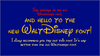 Sample image of New Waltograph font by 538Fonts