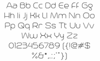 Sample image of Trench font by NimaVisual