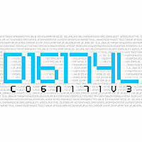 Sample image of Digital cognitive font by Qbotype Fonts
