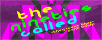 Sample image of The Nineties Called They Want T font by Chequered Ink