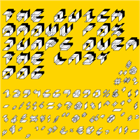 Sample image of Paper Cube font by pistocasero