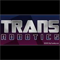 Sample image of SF TransRobotics font by ShyFoundry