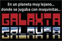 Sample image of Galaxia font by Grafito Design