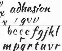 Sample image of Kaushan Script font by Pablo Impallari