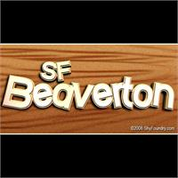Sample image of SF Beaverton font by ShyFoundry