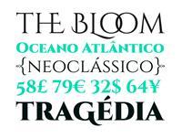 Sample image of Cinzel Decorative font by Natanael Gama
