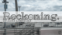 Sample image of Reckoning font by Jake Luedecke Motion & Graphic Design