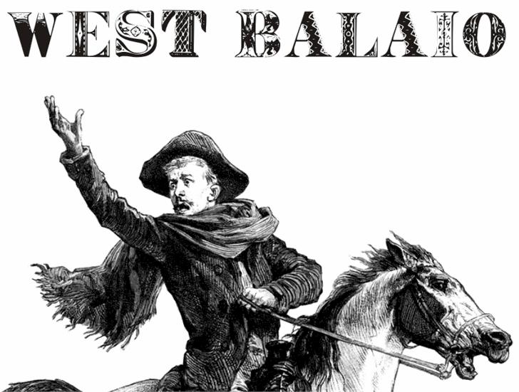WestBalaio font by Intellecta Design