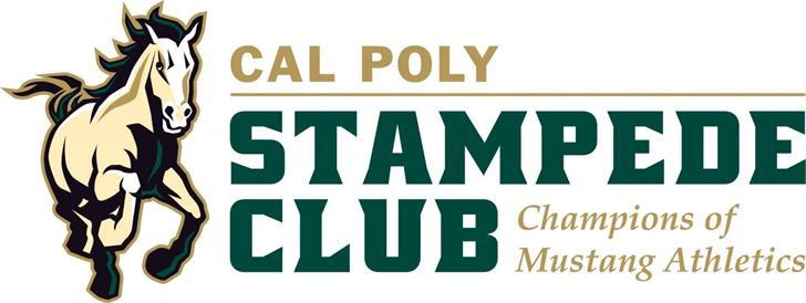 NCAA Cal Poly Mustangs font by The Sports Fonts