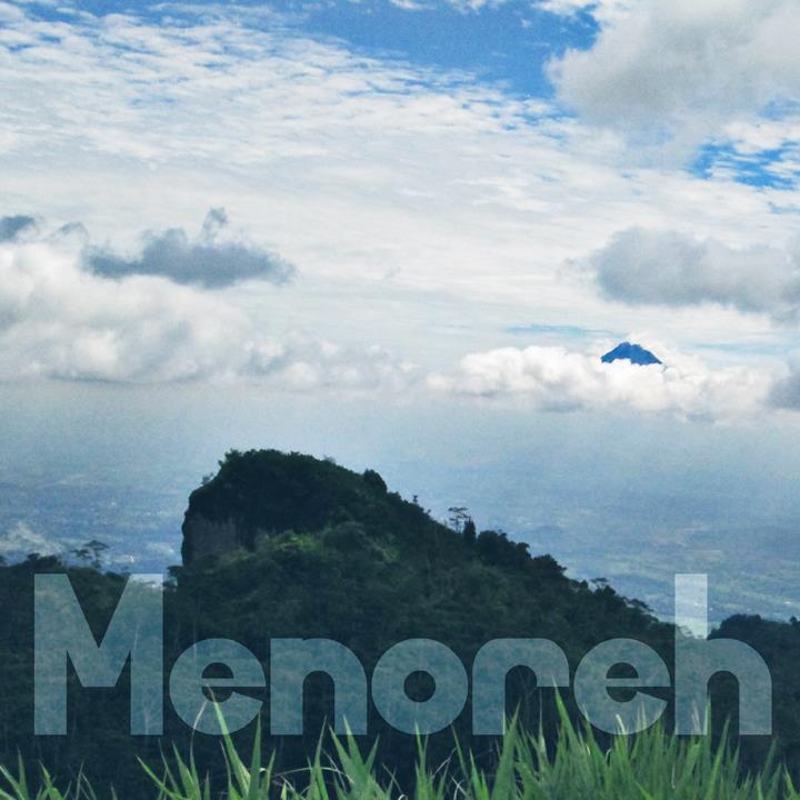 Menoreh font by VEGROWLSTER