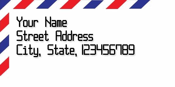 Post Pixel-7 font by Style-7