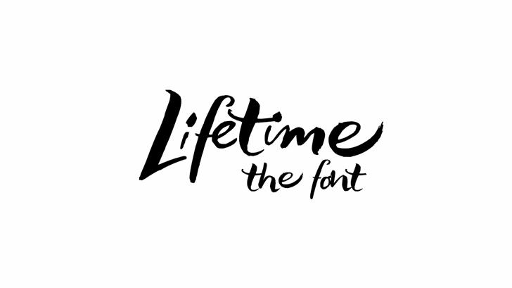 Lifelogo Hard font by 538Fonts