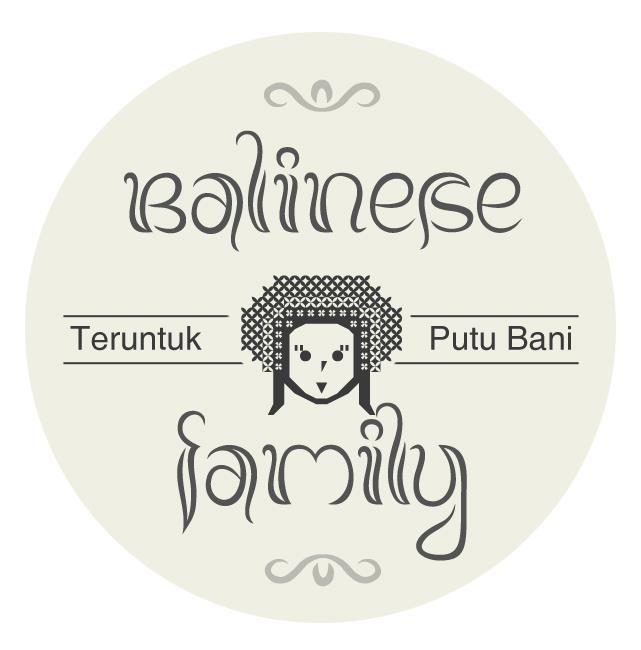 Balinese Family font by Gunarta